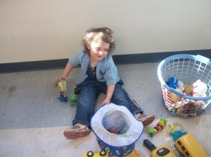 Playtime in Nursery